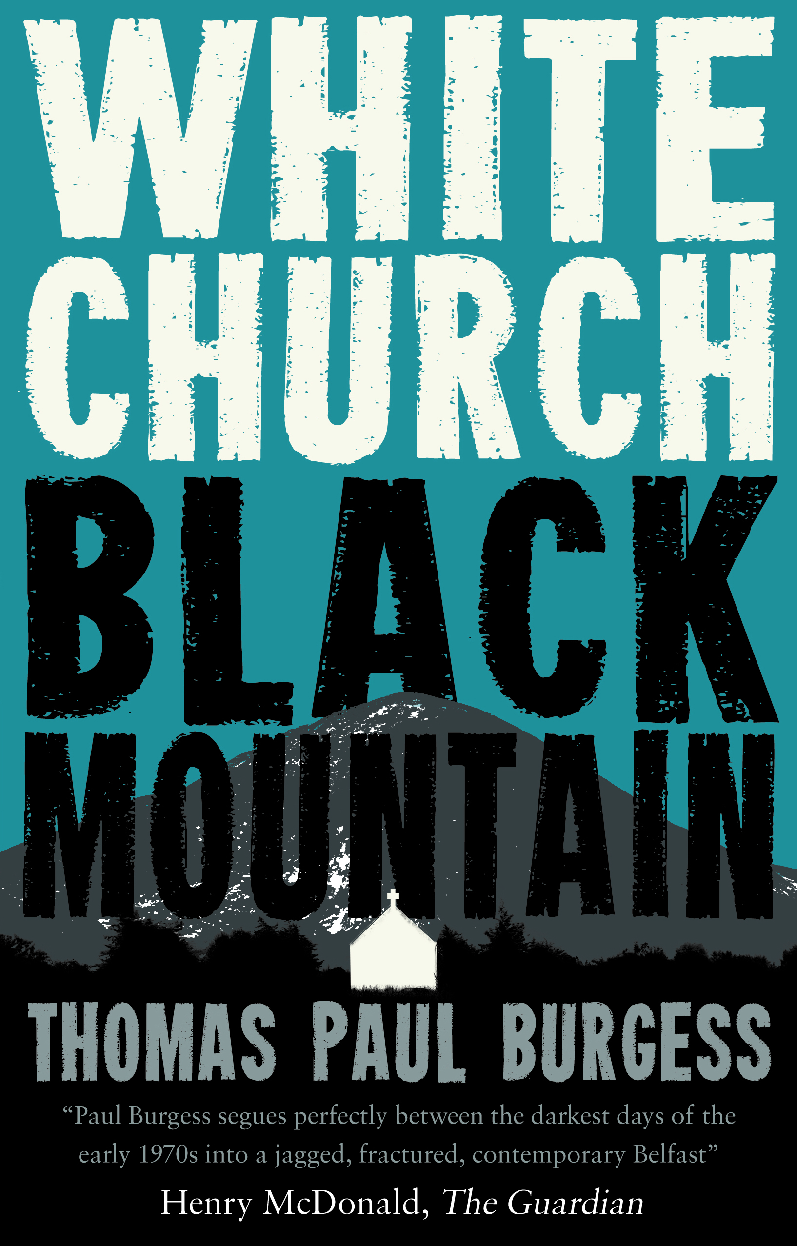 White Church Black Mountain book