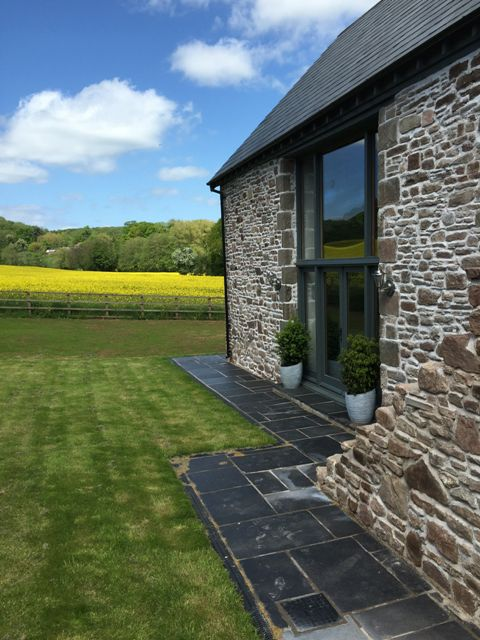 Usk Barn Conversion
