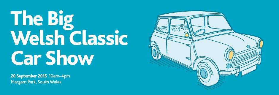 The Big Welsh Classic Car Show