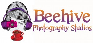 Beehive Logo Full Colour with White Bkg