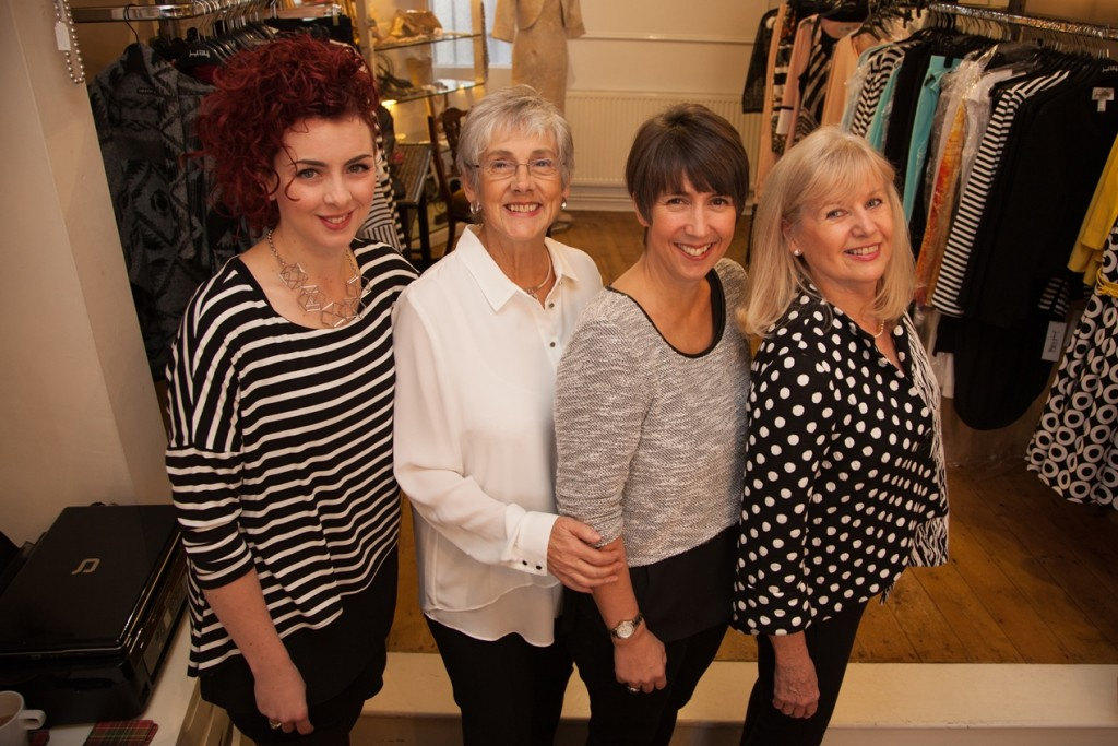 Copper Tree Usk Fashion Team