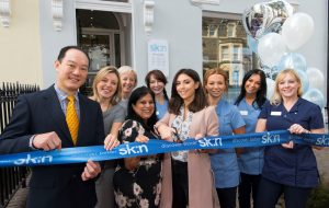 sk:n open 49th dermatology clinic in Cardiff